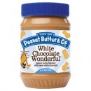 Арахисовое масло Peanut Butter & Co. White Chocolate Wonderful, 462 грамм