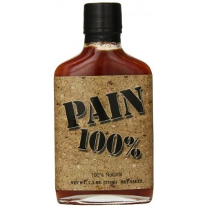 Острый соус Pain Is Good Pain 100%, 210 мл.