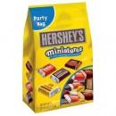Конфеты Hershey's Miniatures Assortment, 375 грамм