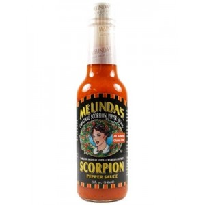 Острый соус Melinda's Scorpion Pepper Sauce, 148 мл.