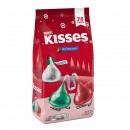 Конфеты Hershey's Kisses Holiday, 1 кг.