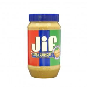 Арахисовое масло Jif Extra Crunchy, 1.36 кг.
